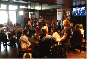 Ottawa Pub Night: Establishing marine environmental quality measures to address pressing stressors on marine ecosystems   @ Clock Tower Brew Pub | Ottawa | Ontario | Canada