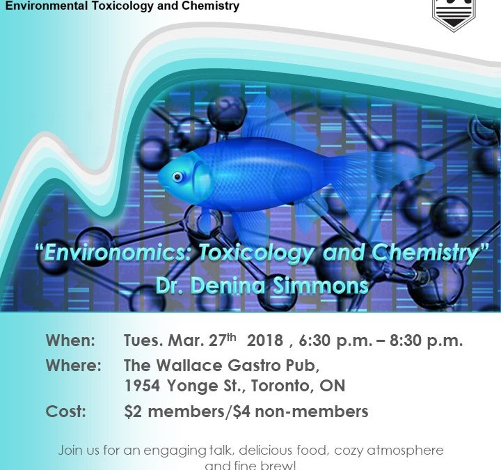 Environomics: Toxicology and Chemistry