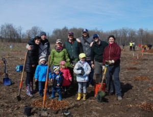 Rotary Tree Planting and Earth Day with Laurentian SETAC @ Guelph Lake | Ontario | Canada