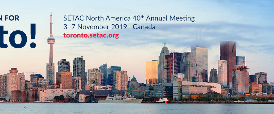 Call for Volunteers – SETAC Toronto 2019